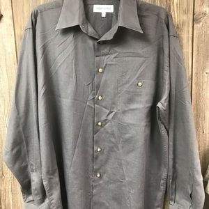 Vintage Yves Saint Laurent (YSL) Button down Sz L